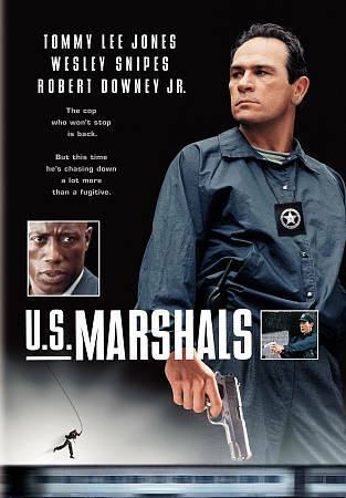 'U.S. Marshals' DVD