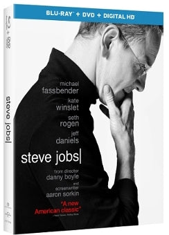 'Steve Jobs' Blu-ray/DVD