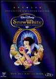 'Snow White and the Seven Dwarfs' Blu-ray/DVD/Book