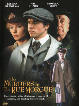 'Murders in the Rue Morgue' DVD