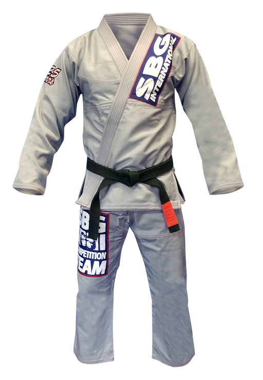 SBG 25th Anniversary Gi Grey