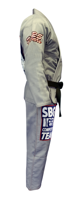 SBG 25th Anniversary Women's Gi Grey