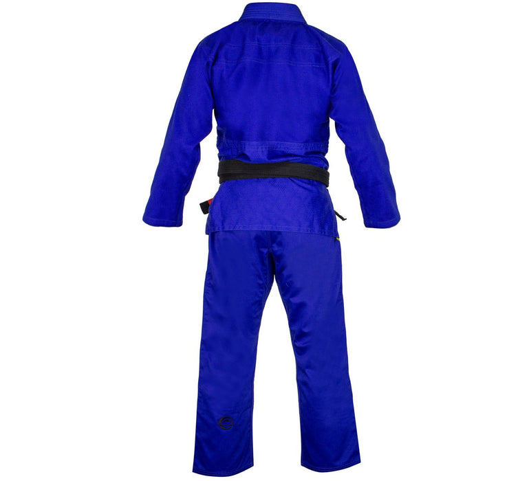 Fuji Xande Ribeiro Classic Performance Gi  blue back