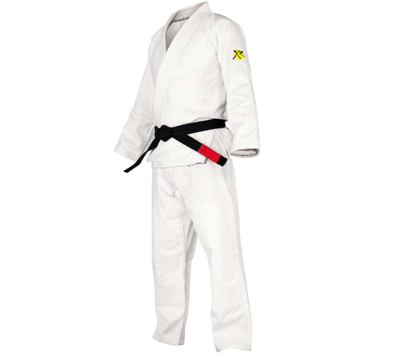 Fuji Xande Ribeiro Classic Performance Gi  white side left
