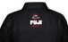 Fuji sports All Around BJJ Gi beginner black back logo stitching