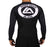 Roger Gracie Jiu Jitsu Official Rashguard Long Sleeve
