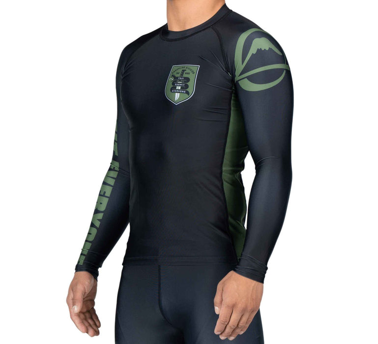 Fuji Submit Everyone Rashguard Long Sleeve