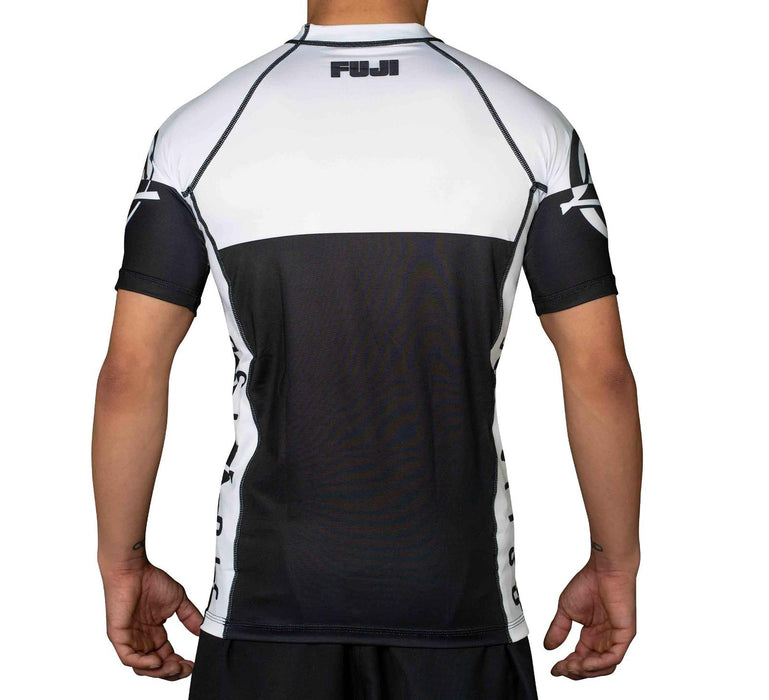 Fuji Submit Everyone Short Sleeve Rashguard