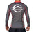 Fuji Messenger Long sleeve rashguard back
