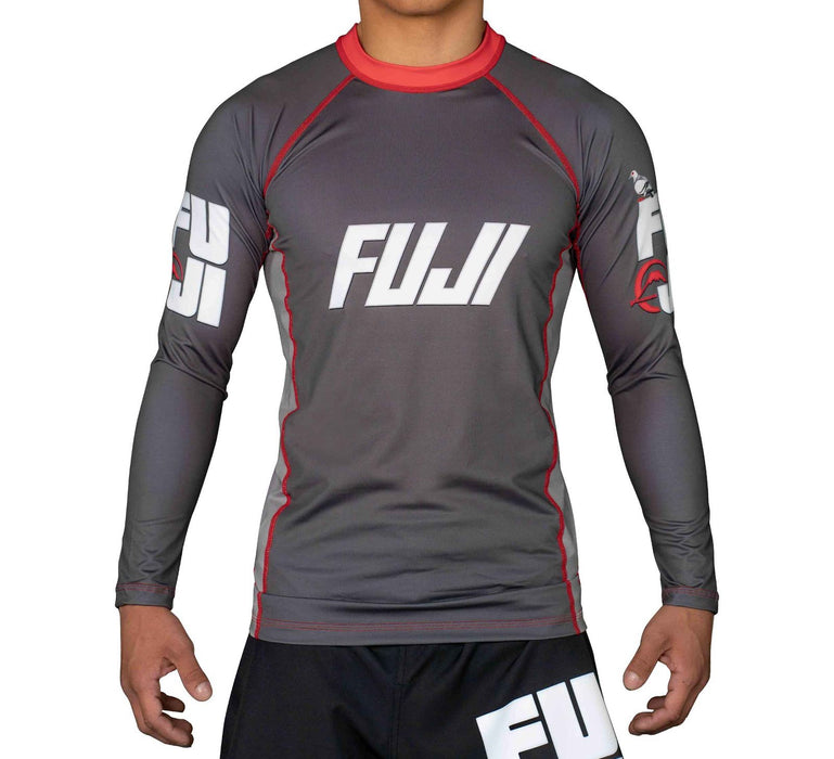 Fuji Messenger Long sleeve rashguard front
