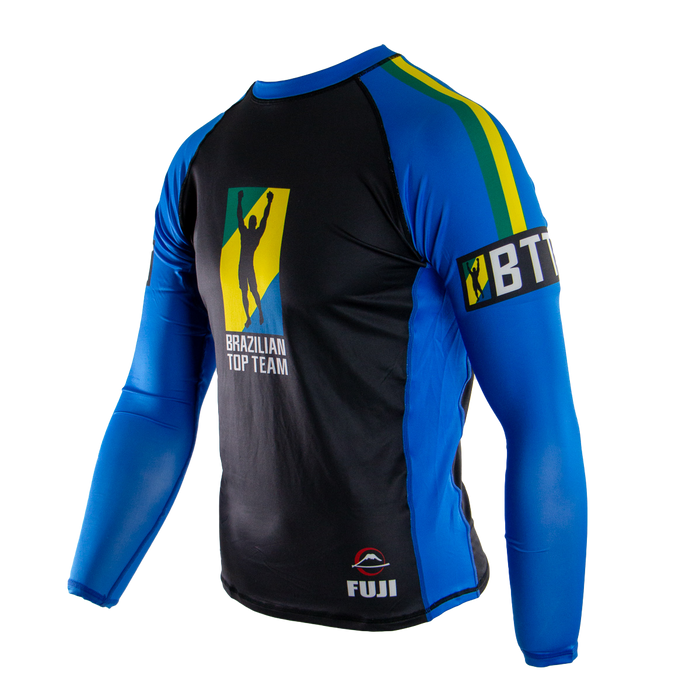 BTT Women Ranked Rash Guard Long Sleeve