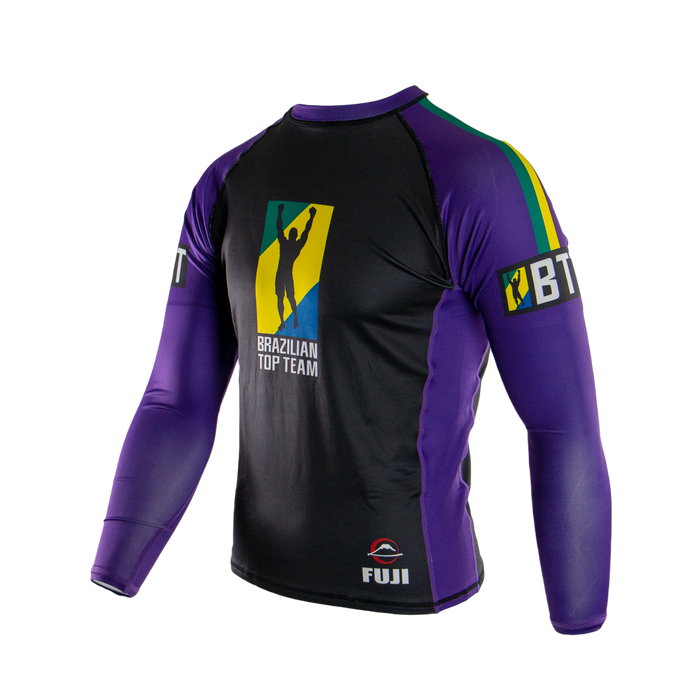 BTT Ranked Rash Guard Long Sleeve