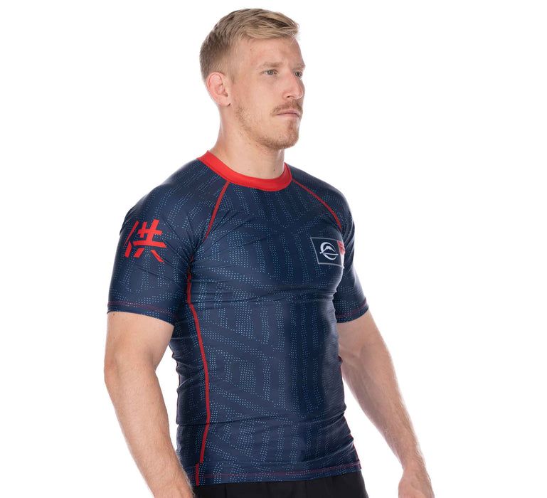 Fuji Team FUJI Short Sleeve Rashguard