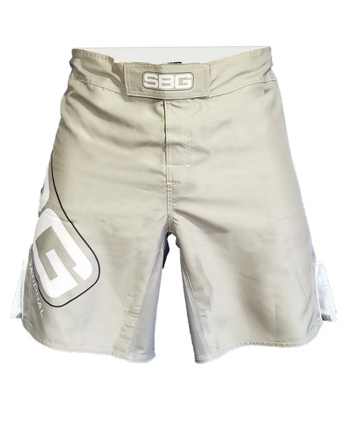 SBG Official Team Kids Fight Shorts - Grey