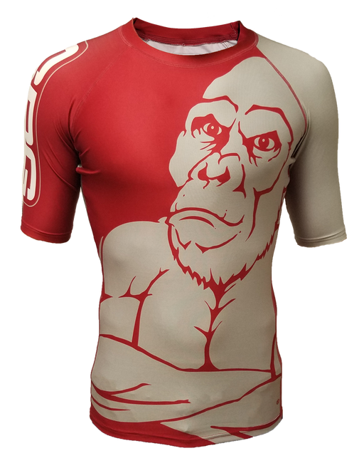 SBG Official Team Rashguard Short Sleeve