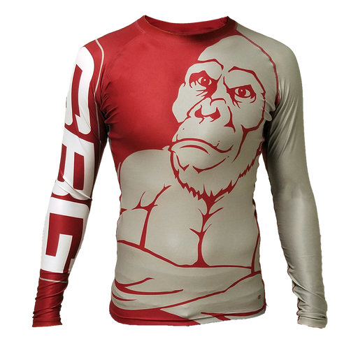 SBG Official Team Rashguard Long Sleeve