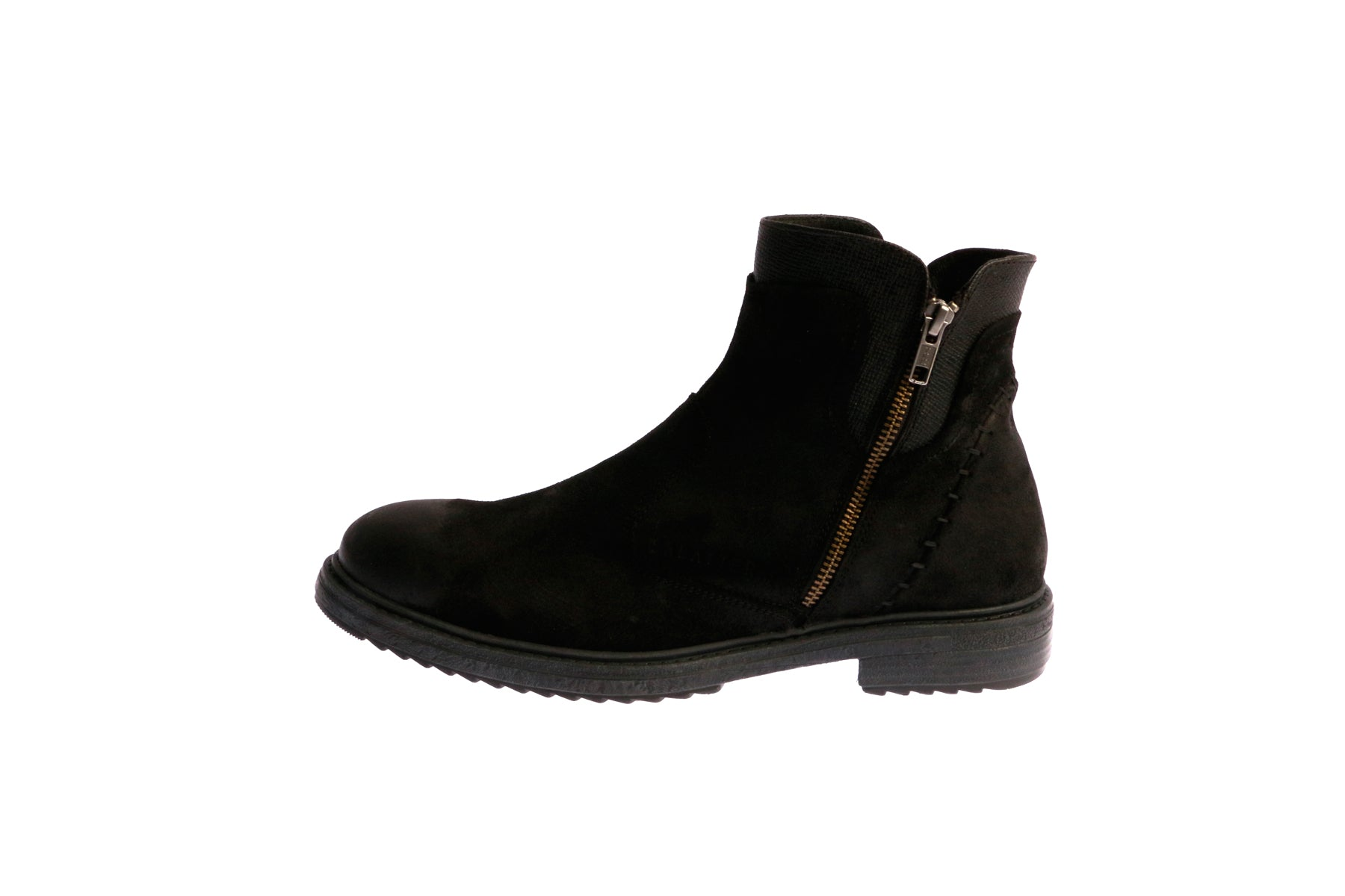 Vitto - black suede