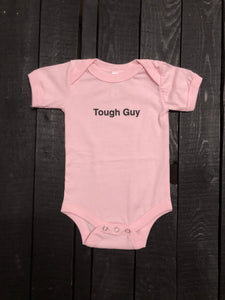 """Tough Guy"" (Baby Onesie)"