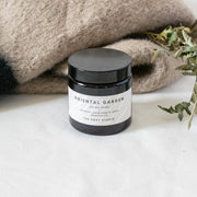 Oriental Garden Soy Candle - The Cozy Studio
