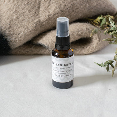 Italian Breeze Room & Linen Spray - The Cozy Studio