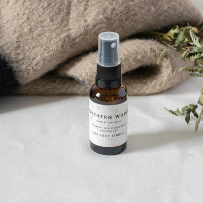 Northern Woods Room & Linen Spray - The Cozy Studio