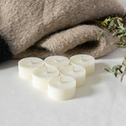 Unscented Tealights - The Cozy Studio