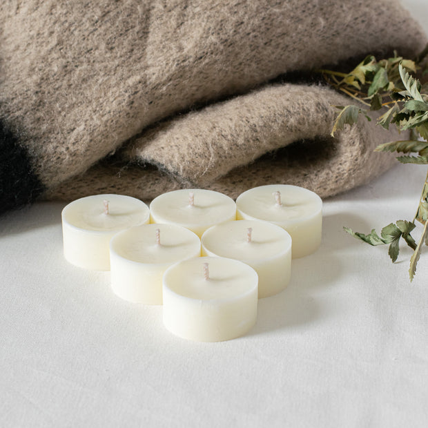Northern Woods Tealights - The Cozy Studio