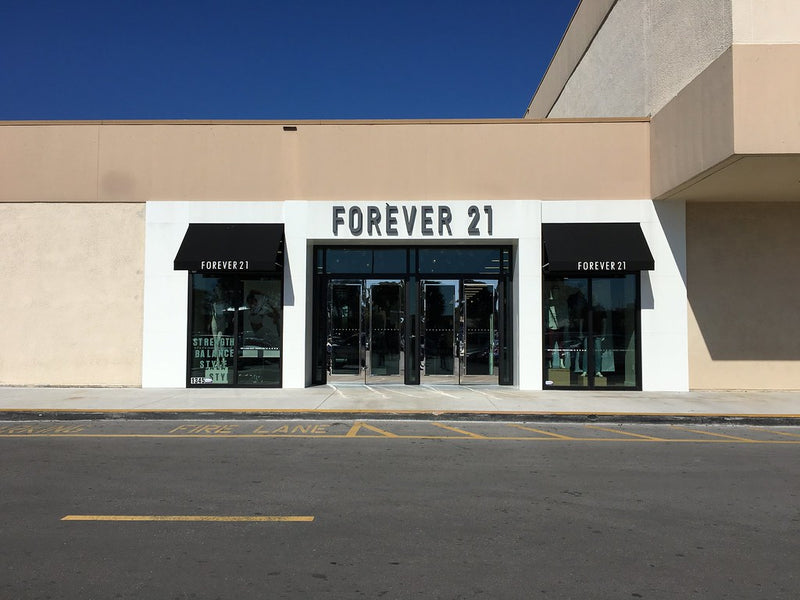 What does the bankruptcy of Forever 21 mean for fast fashion?