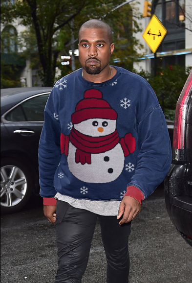 Ugly Christmas Sweaters in Pop Culture
