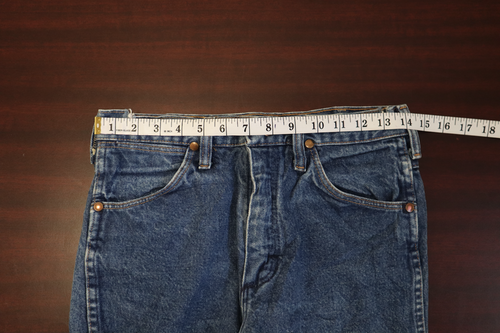 Size is measured across the waist.