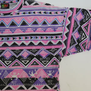 Vintage 90s Single-Stitch Hobie All-Over Print