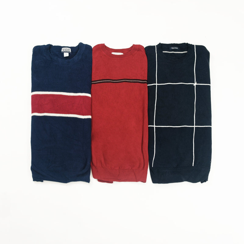 Pre Loved Mens Surprise Sweater