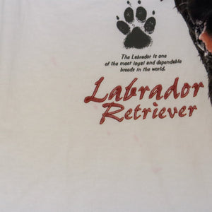 Vintage 1997 Labrador Retriever Origin T-Shirt