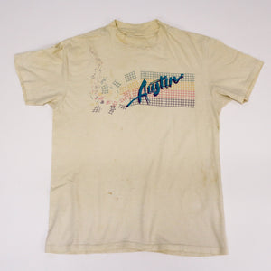 Vintage 1982 Austin, TX Graphic T-Shirt