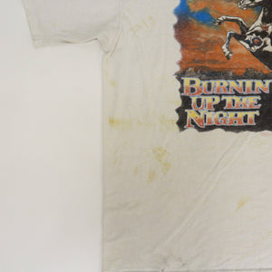Vintage 1994 Brooks and Dunn 'Burnin' Up The Night' T-Shirt