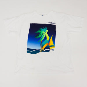 Vintage 1999 Antigua Tropical Peer T-Shirt