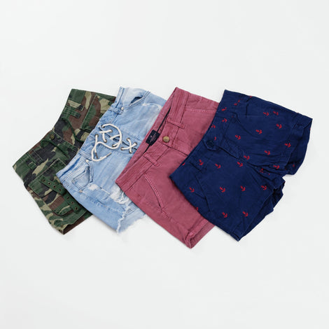Ladies Preloved Shorts - 4 for $35