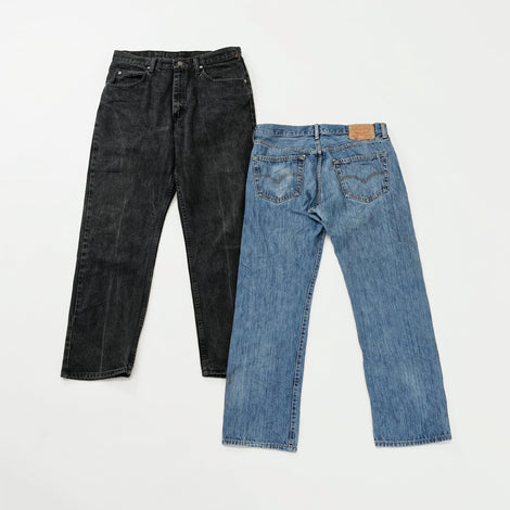 Unisex Best Friend Jeans | Set of 2