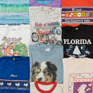 Authentic Vintage T-Shirts | Set of 3 T-Shirts Goodfair