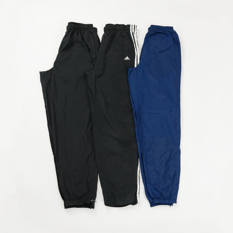 Pre Loved Nylon Warm Up Wind/ Track Pants