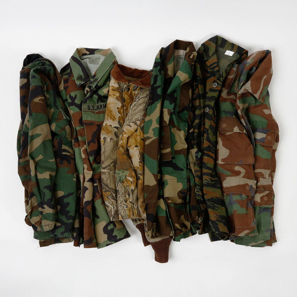 Pre Loved Surprise Military Jackets