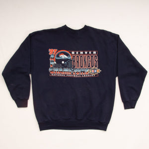 Vintage 1997 Denver Broncos Superbowl Sweatshirt Vintage Goodfair