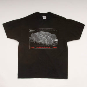 Y2K EMP Construction Team T-Shirt Vintage Goodfair