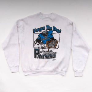 Vintage 90s Carolina Panthers Sweatshirt Vintage Goodfair
