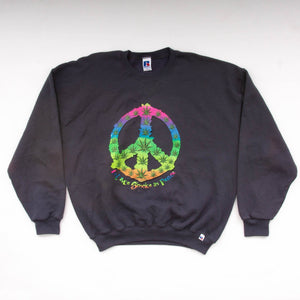 Y2K 'Let Me Smoke In Peace' Sweatshirt Vintage Goodfair