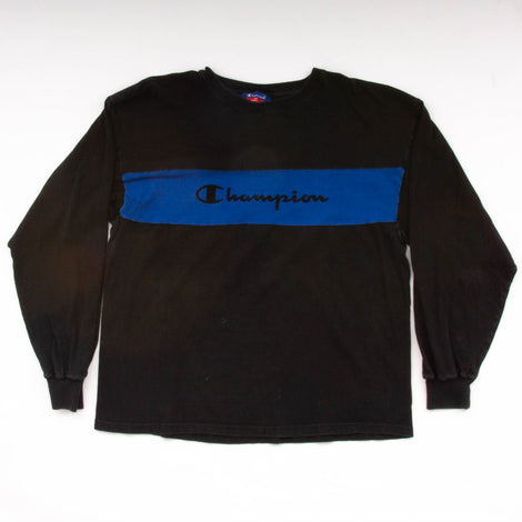 Vintage 90s Champion Long Sleeve T-Shirt