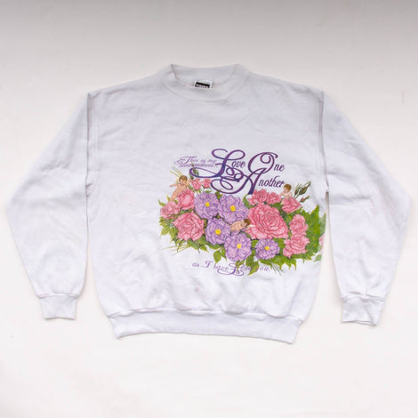 Vintage 90s Love One Another Sweatshirt
