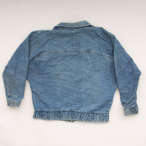 Vintage 90s Quicksilver Denim Jacket Vintage Goodfair