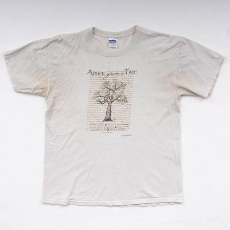 2003 'Advice From A Tree' T-Shirt
