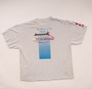 Vintage 90s Basement Systems T-Shirt Vintage Goodfair